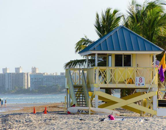 plaje Miami